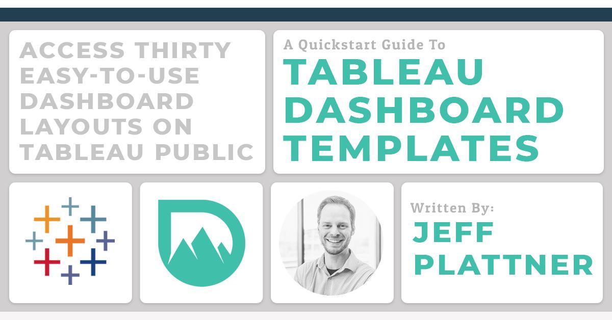 Jeff Plattner Tableau Dashboard Templates